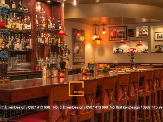 cach thiet ke noi that nha hang phong cach vintage 2 533x400 - Cách thiết kế nội thất nhà hàng phong cách vintage