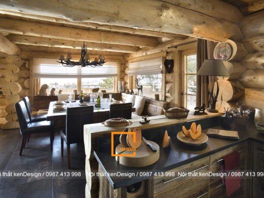 dac trung trong thiet ke nha hang phong cach rustic 5 533x400 - Đặc trưng trong thiết kế nhà hàng phong cách Rustic