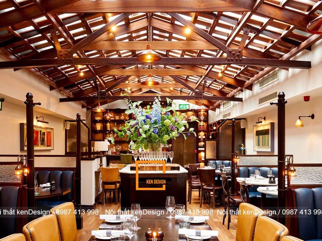 don vi thiet ke nha hang uy tin tai ha noi ban nen biet 2 - Đơn vị thiết kế nhà hàng uy tín tại Hà Nội bạn nên biết?