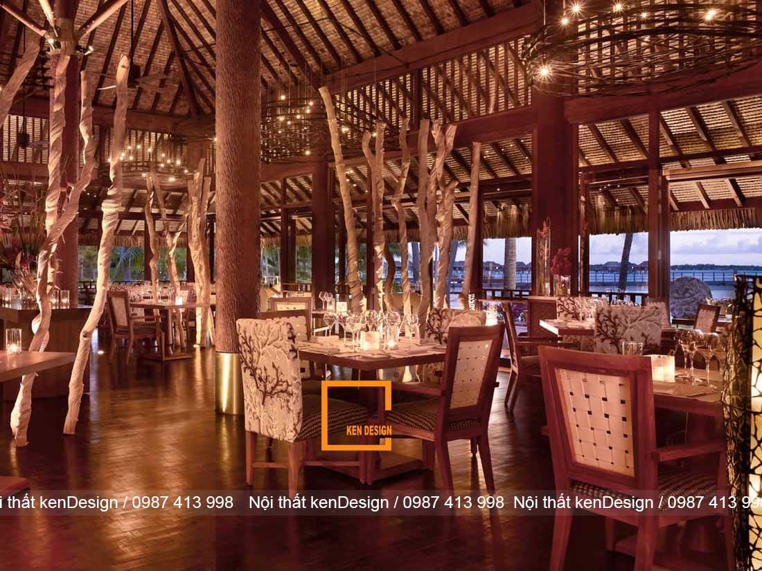 don vi thiet ke nha hang uy tin tai ha noi ban nen biet 3 - Đơn vị thiết kế nhà hàng uy tín tại Hà Nội bạn nên biết?