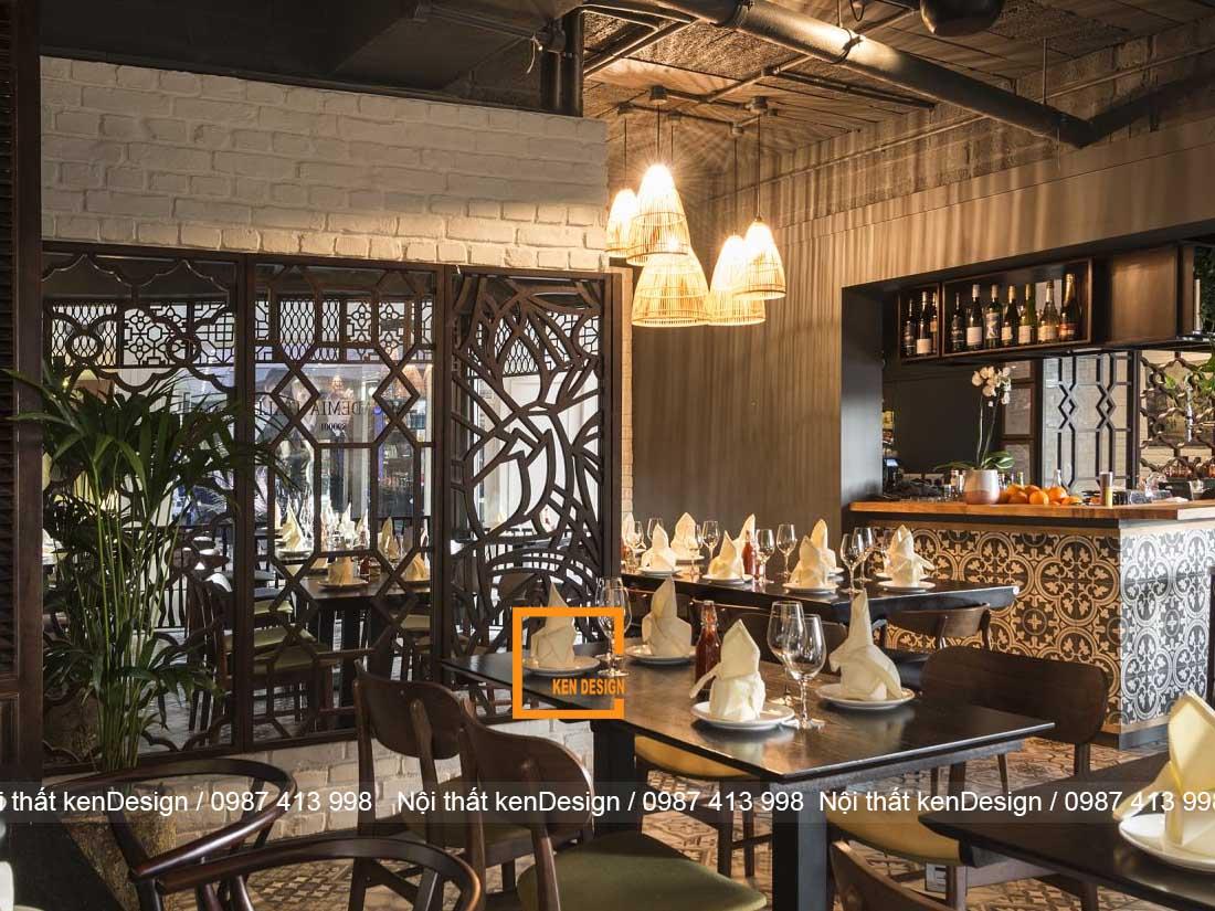 goi y 3 mau thiet ke nha hang cho nguoi moi kinh doanh 3 - Gợi ý 3 mẫu thiết kế nhà hàng cho người mới kinh doanh