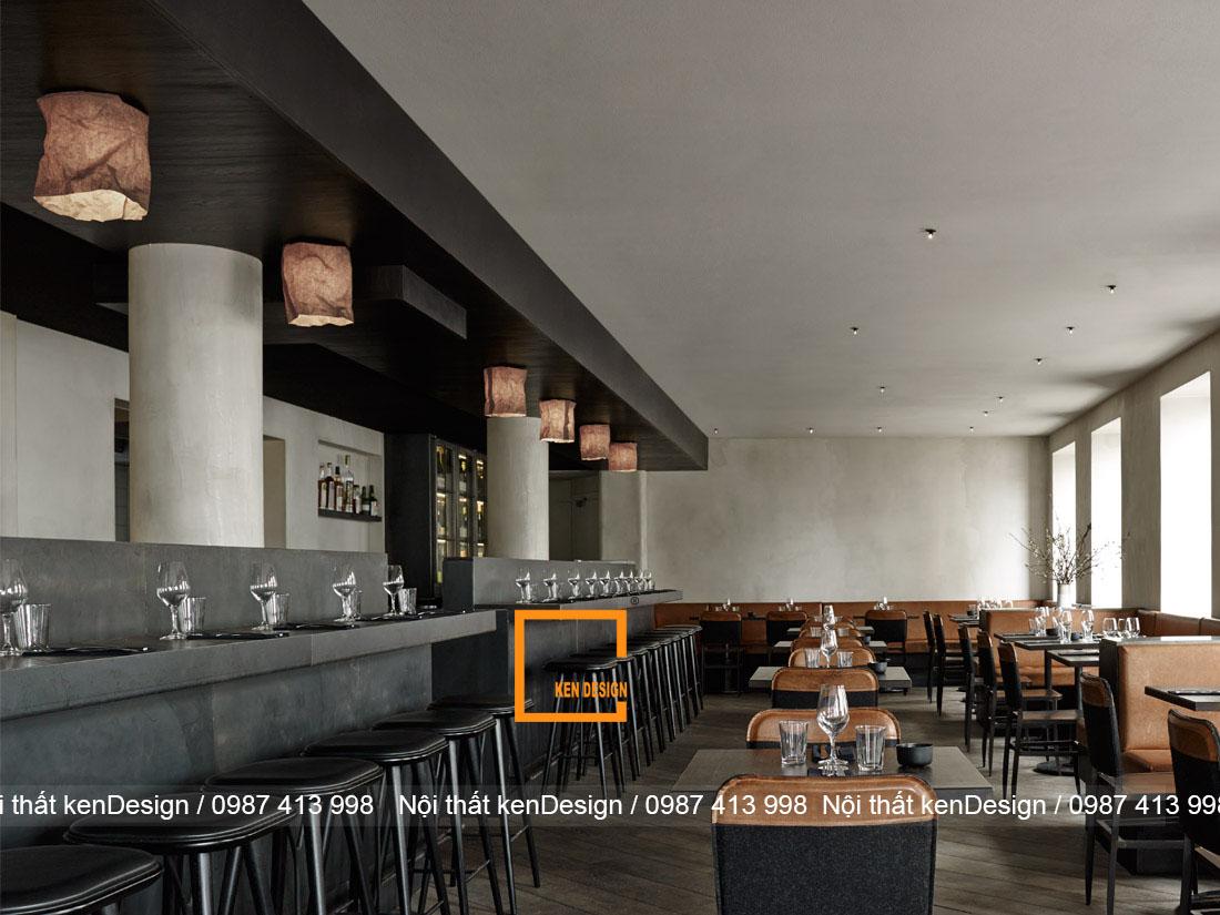 goi y 3 mau thiet ke nha hang cho nguoi moi kinh doanh 4 - Gợi ý 3 mẫu thiết kế nhà hàng cho người mới kinh doanh