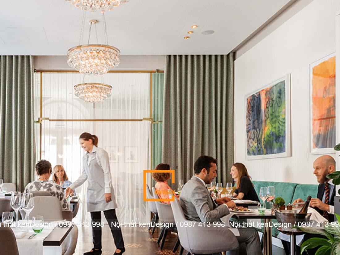 huong dan cach thiet ke noi that nha hang vua nhanh vua dep 2 - Hướng dẫn cách thiết kế nội thất nhà hàng vừa nhanh vừa đẹp