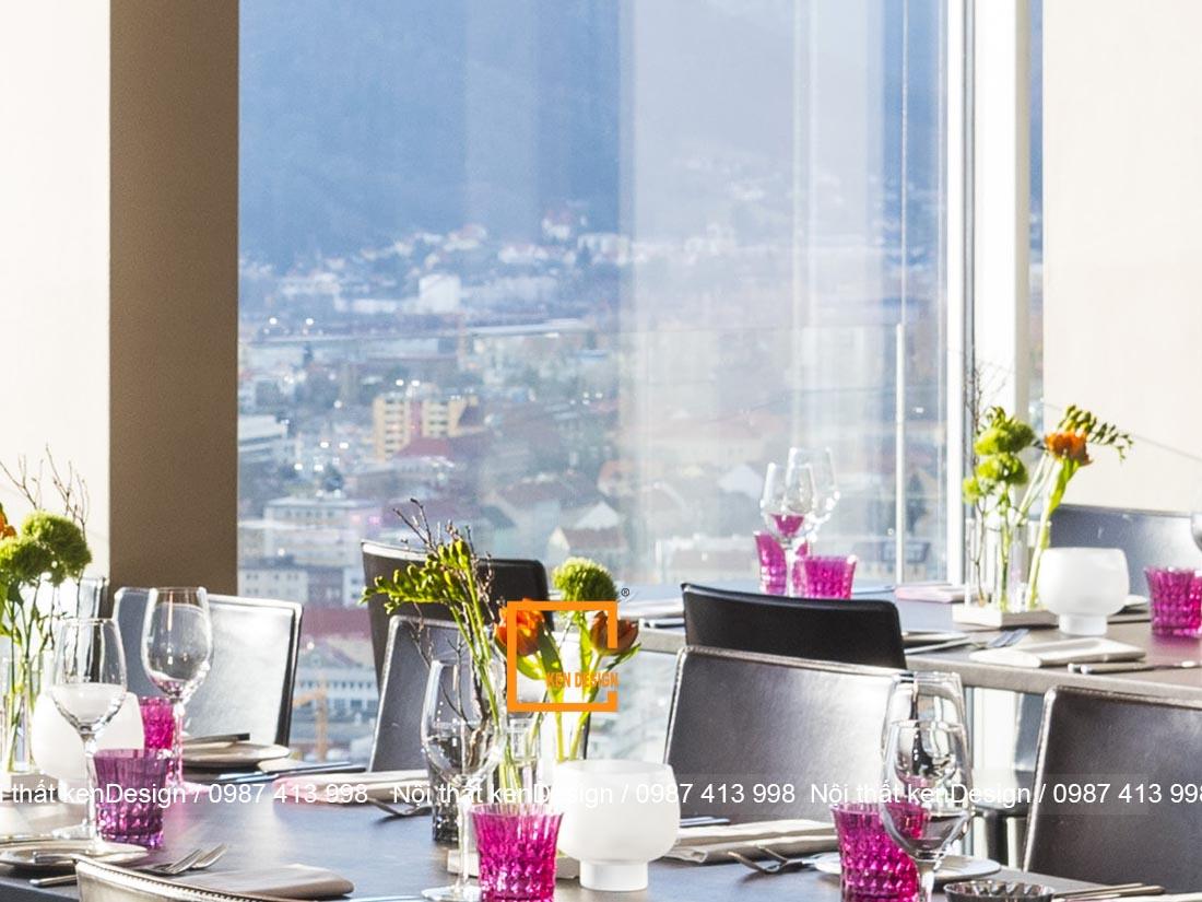 huong dan cach thiet ke noi that nha hang vua nhanh vua dep 3 - Hướng dẫn cách thiết kế nội thất nhà hàng vừa nhanh vừa đẹp