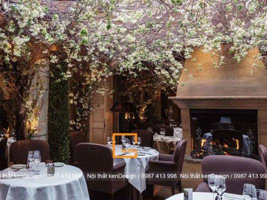 huong dan thiet ke nha hang dep tu khong gian den noi that 5 533x400 - Hướng dẫn thiết kế nhà hàng đẹp từ không gian đến nội thất