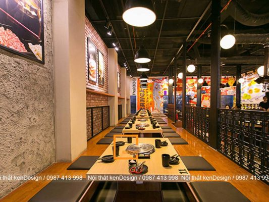 kinh nghiem thiet ke nha hang lau nuong khong khoi 1 533x400 - Kinh nghiệm thiết kế nhà hàng lẩu nướng không khói