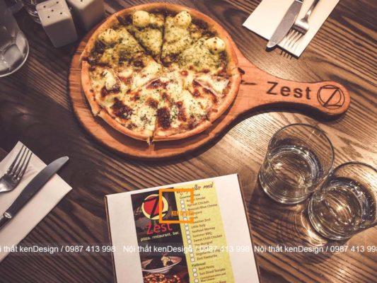 kinh nghiem thiet ke nha hang pizza hieu qua 2 533x400 - Kinh nghiệm thiết kế nhà hàng Pizza hiệu quả