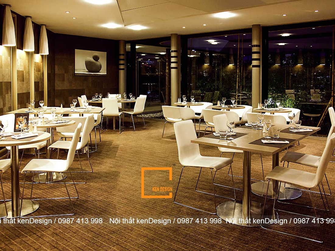 kinh nghiem thiet ke nha hang tai nghe an chuyen nghiep 1 - Kinh nghiệm thiết kế nhà hàng tại Nghệ An chuyên nghiệp