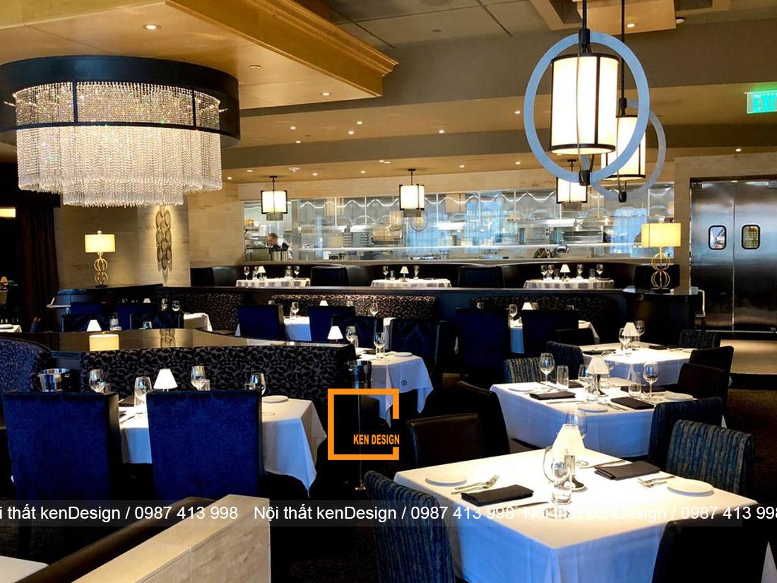 kinh nghiem thiet ke nha hang tai nghe an chuyen nghiep 4 - Kinh nghiệm thiết kế nhà hàng tại Nghệ An chuyên nghiệp