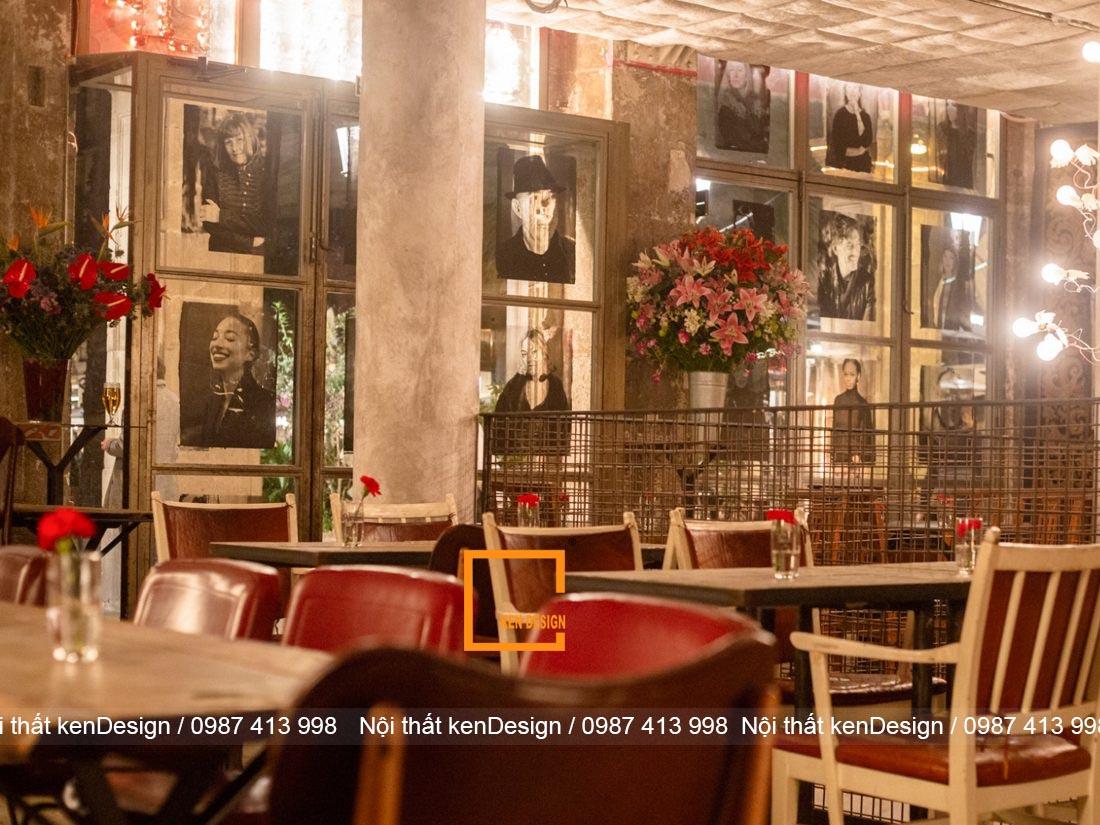 loi trang tri thiet ke nha hang pho bien nhat 2 - Lỗi trang trí thiết kế nhà hàng phổ biến nhất