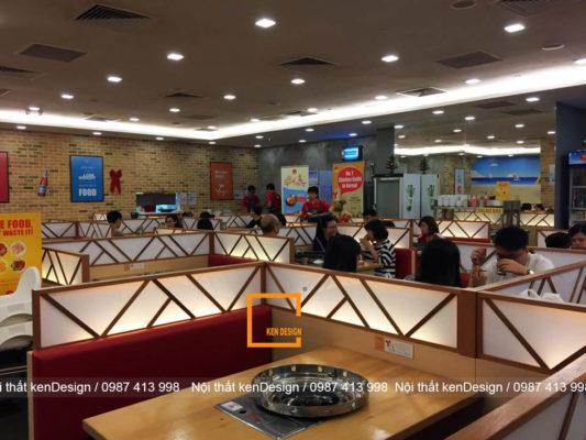 lua chon noi that trong thiet ke nha hang han quoc nhu the nao 5 533x400 - Lựa chọn nội thất trong thiết kế nhà hàng Hàn Quốc như thế nào?