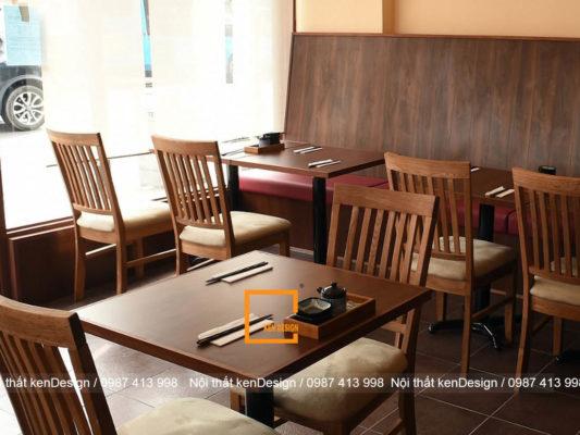 luu y khi thiet ke thi cong nha hang tron goi 4 533x400 - Lưu ý khi thiết kế thi công nhà hàng trọn gói