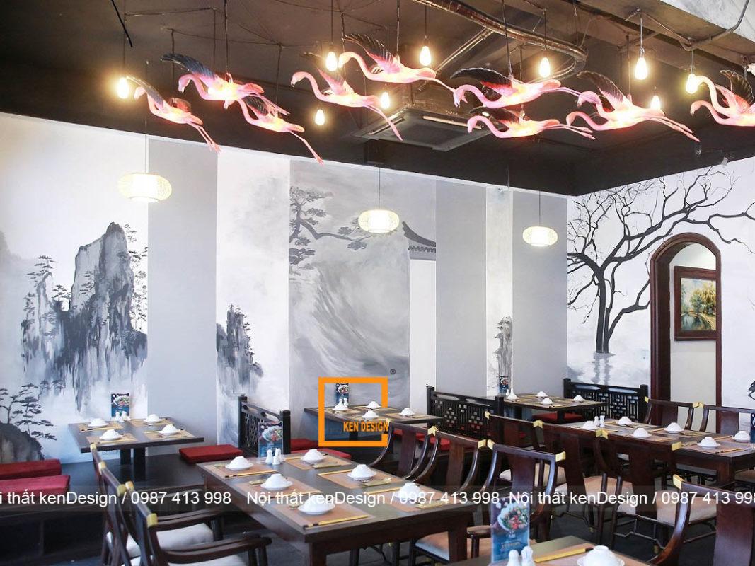nen thiet ke nha hang chay nhu the nao cho hop ly 5 1067x800 - Nến thiết kế nhà hàng chay như thế nào cho hợp lý?