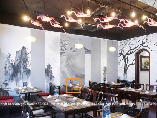 nen thiet ke nha hang chay nhu the nao cho hop ly 5 533x400 - Nến thiết kế nhà hàng chay như thế nào cho hợp lý?