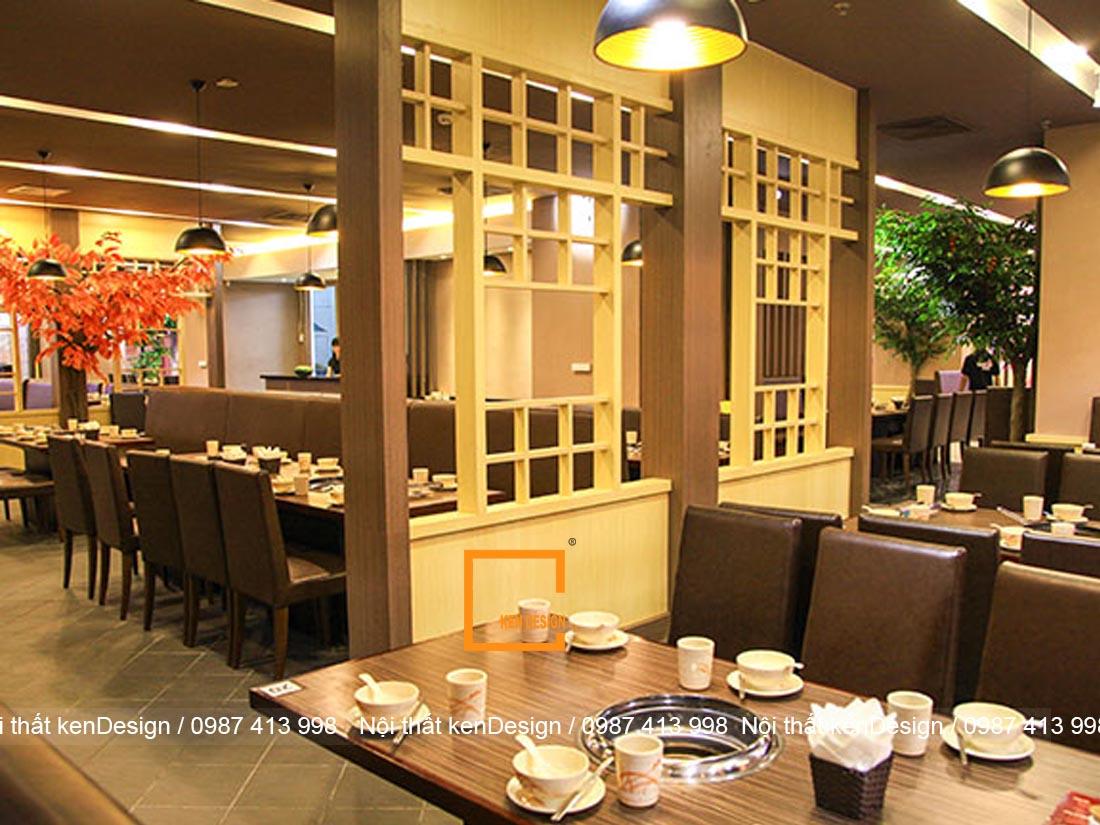 nhung loi thiet ke nha hang lau khong bao gio nen mac phai 1 - Những lỗi thiết kế nhà hàng lẩu không bao giờ nên mắc phải