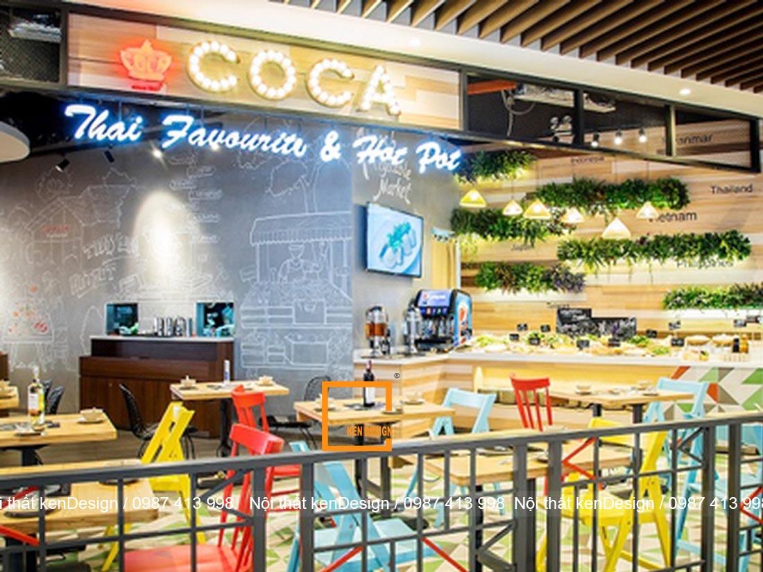 nhung loi thiet ke nha hang lau khong bao gio nen mac phai 2 - Những lỗi thiết kế nhà hàng lẩu không bao giờ nên mắc phải