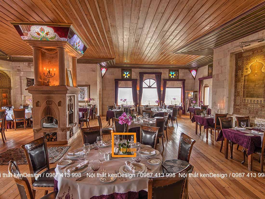nhung sai lam khong nen mac phai khi thiet ke nha hang tai khach san 6 - Những sai lầm không nên mắc phải khi thiết kế nhà hàng tại khách sạn