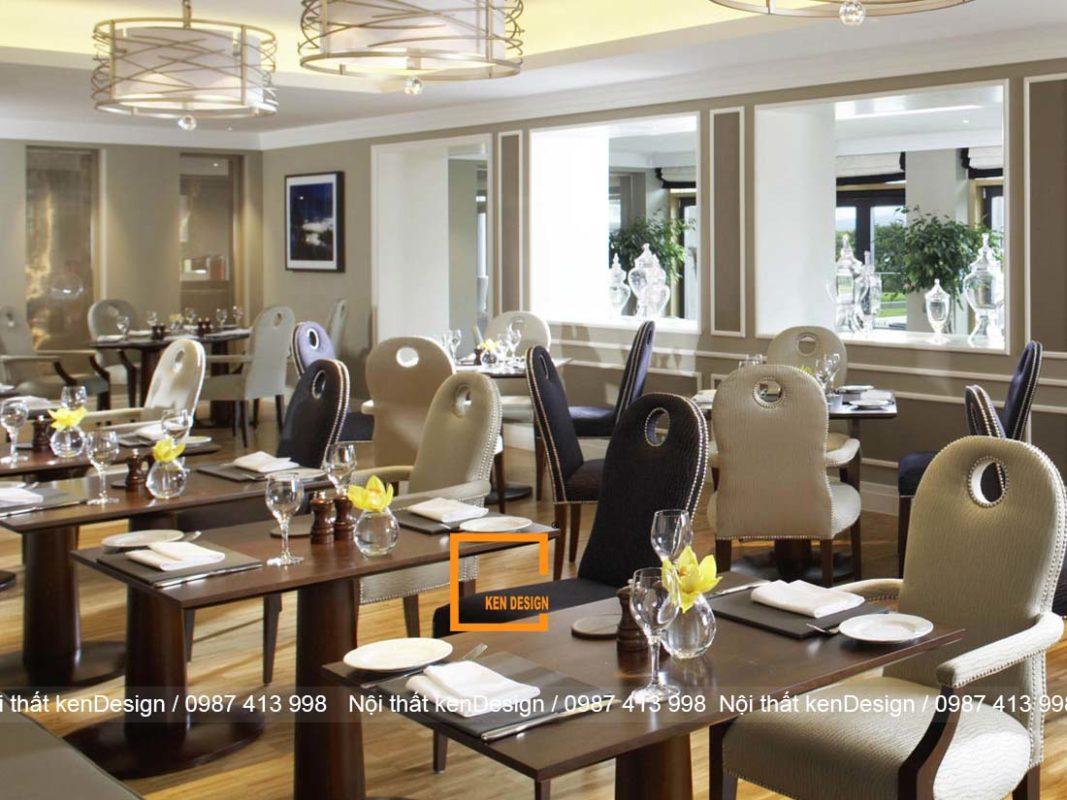 nhung sai lam khong nen mac phai khi thiet ke nha hang tai khach san 7 1067x800 - Những sai lầm không nên mắc phải khi thiết kế nhà hàng tại khách sạn