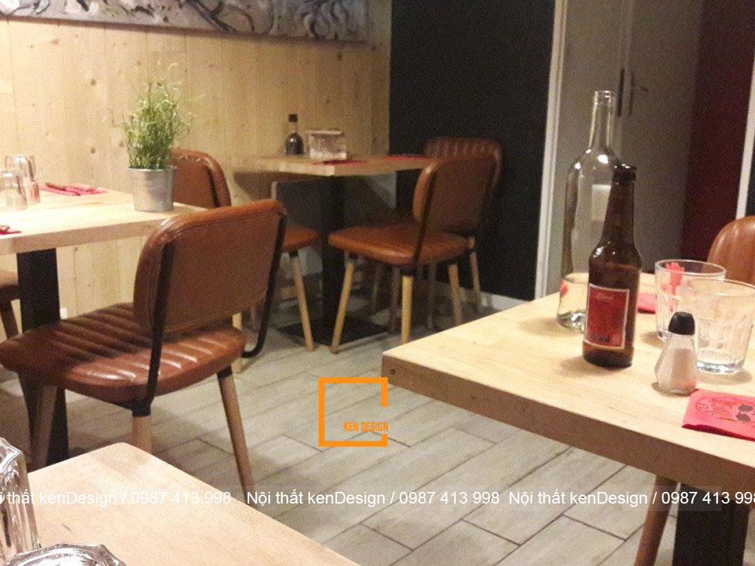 phuong phap hoan hao cho thiet ke nha hang nho dep 2 - Phương pháp hoàn hảo cho thiết kế nhà hàng nhỏ đẹp