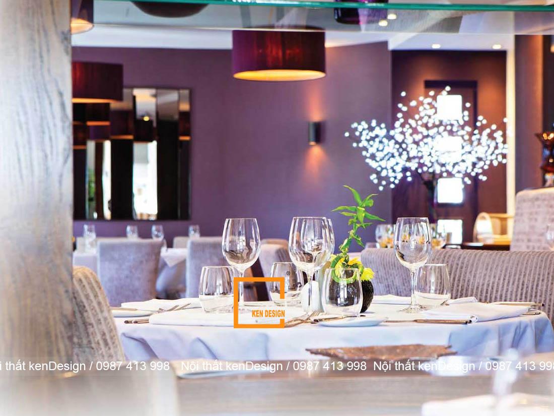 phuong phap thiet ke nha hang an uong nhanh chong va hieu qua 3 - Phương pháp thiết kế nhà hàng ăn uống nhanh chóng