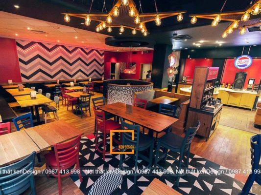 pizza hut mau thiet ke nha hang pizza dep thu hut 2 533x400 - Pizza Hut - Mẫu thiết kế nhà hàng Pizza đẹp, thu hút