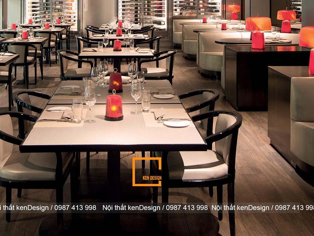 thiet ke chuoi nha hang dieu gi la kho khan nhat 2 - Thiết kế chuỗi nhà hàng, điều gì là khó khăn nhất?