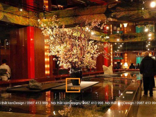 thiet ke nha hang kieu nhat phong cach hien dai sang trong 2 533x400 - Thiết kế nhà hàng kiểu Nhật phong cách hiện đại, sang trọng