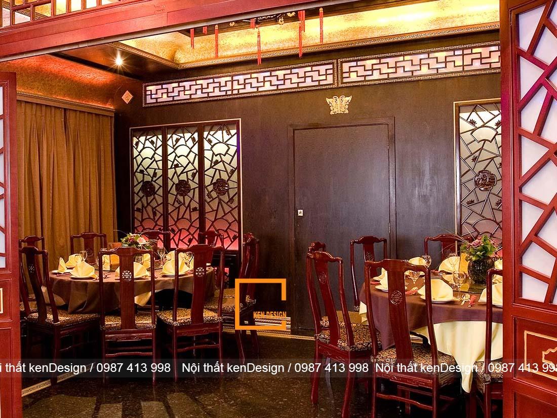 thiet ke nha hang trung hoa chua bao gio don gian den vay ly do la 2 - Thiết kế nhà hàng Trung Hoa chưa bao giờ đơn giản đến vậy, lý do là