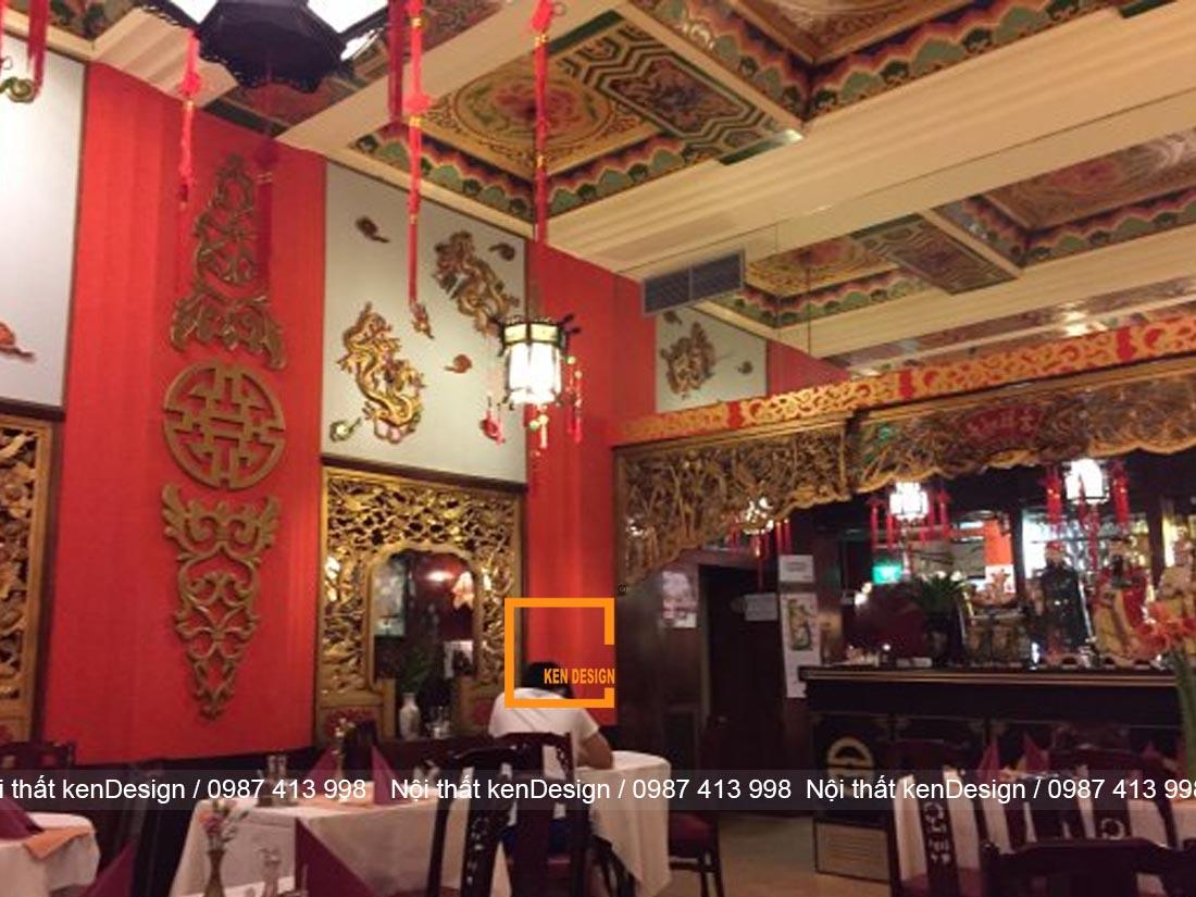 thiet ke nha hang trung hoa chua bao gio don gian den vay ly do la 3 - Thiết kế nhà hàng Trung Hoa chưa bao giờ đơn giản đến vậy, lý do là
