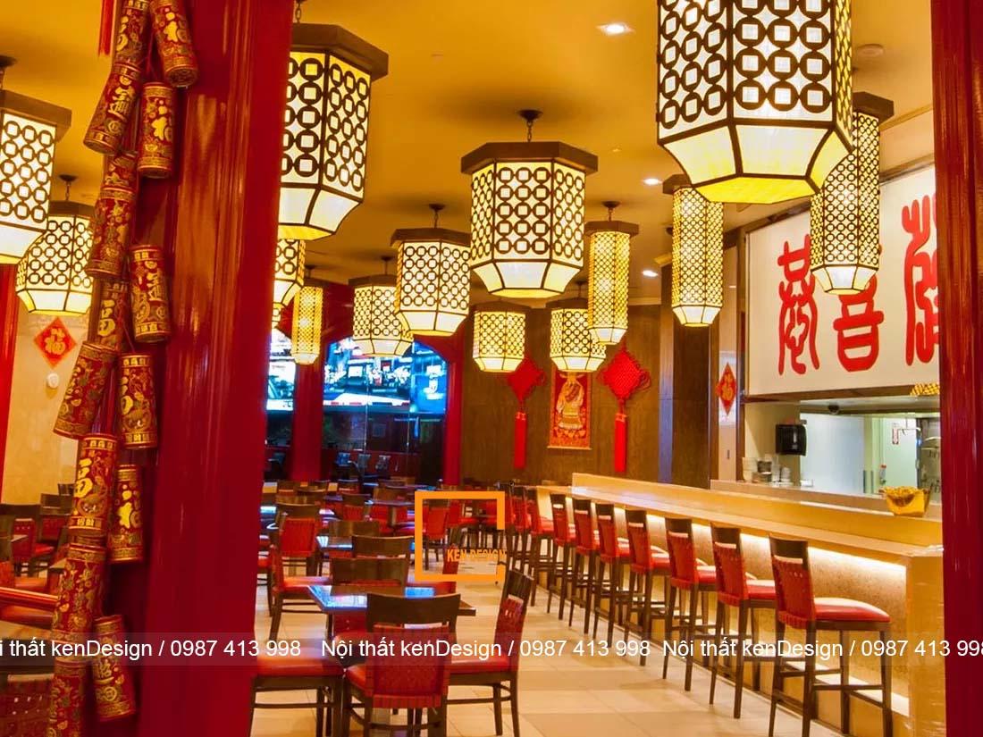 thiet ke nha hang trung hoa chua bao gio don gian den vay ly do la 4 - Thiết kế nhà hàng Trung Hoa chưa bao giờ đơn giản đến vậy, lý do là