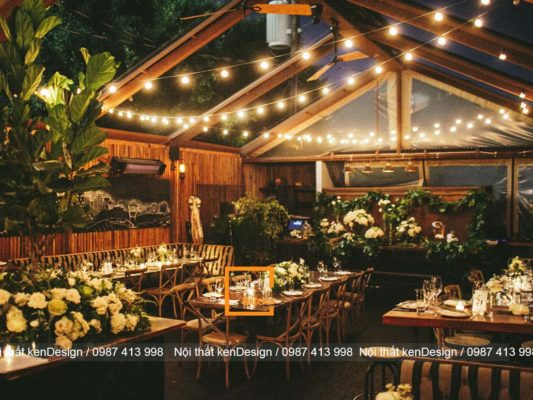 thiet ke noi that nha hang tiec cuoi dung tieu chuan 1 533x400 - Thiết kế nội thất nhà hàng tiệc cưới đúng tiêu chuẩn