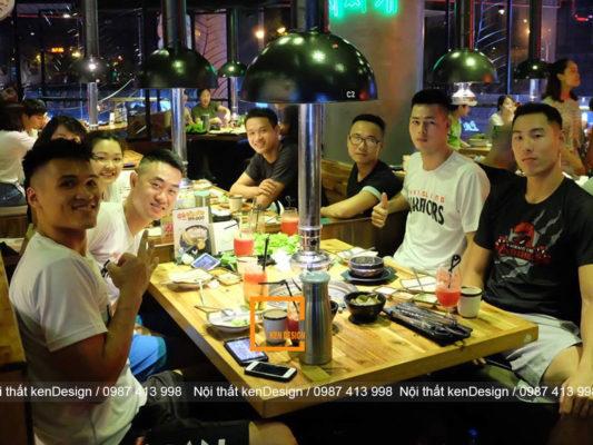 tong hop thiet ke nha hang han quoc duoc long gioi tre tai ha noi 3 533x400 - Tổng hợp thiết kế nhà hàng Hàn Quốc được lòng giới trẻ tại Hà Nội