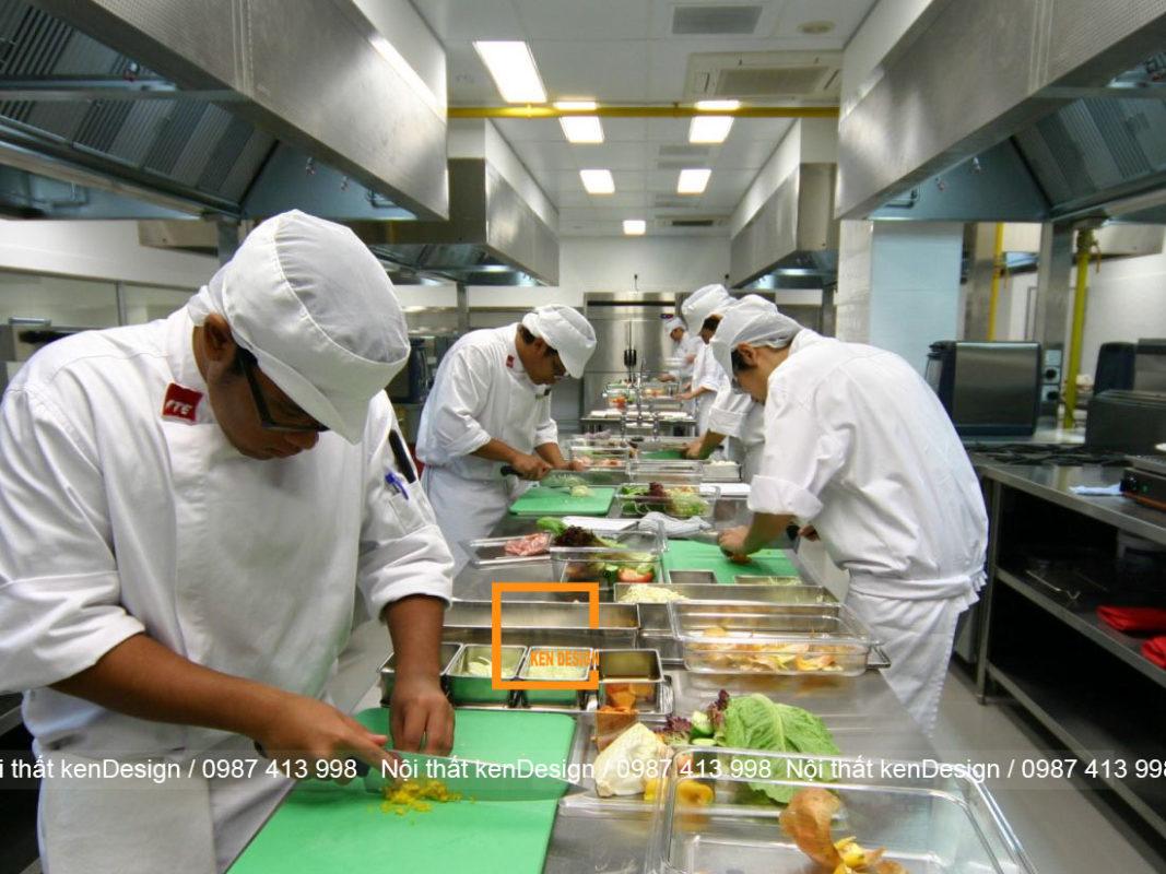 top kinh nghiem thiet ke bep nha hang hieu qua khong nen bo lo 1 1067x800 - Top kinh nghiệm thiết kế bếp nhà hàng hiệu quả không nên bỏ lỡ