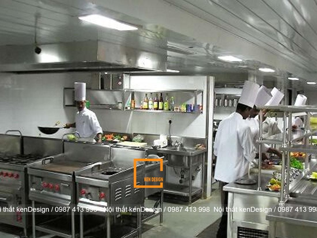 top kinh nghiem thiet ke bep nha hang hieu qua khong nen bo lo 2 - Top kinh nghiệm thiết kế bếp nhà hàng hiệu quả không nên bỏ lỡ