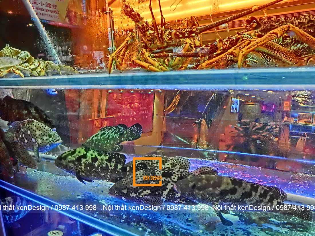 tu van thiet ke nha hang hai san voi khong gian hop ly 1 - Tư vấn thiết kế nhà hàng hải sản với không gian hợp lý