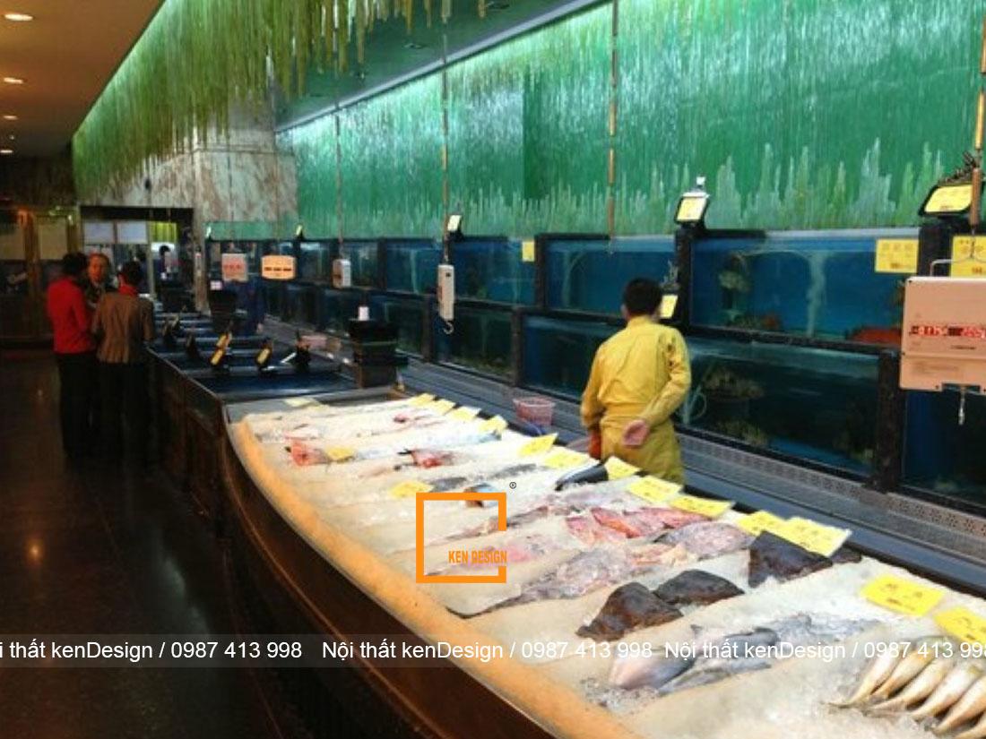 tu van thiet ke nha hang hai san voi khong gian hop ly 2 - Tư vấn thiết kế nhà hàng hải sản với không gian hợp lý