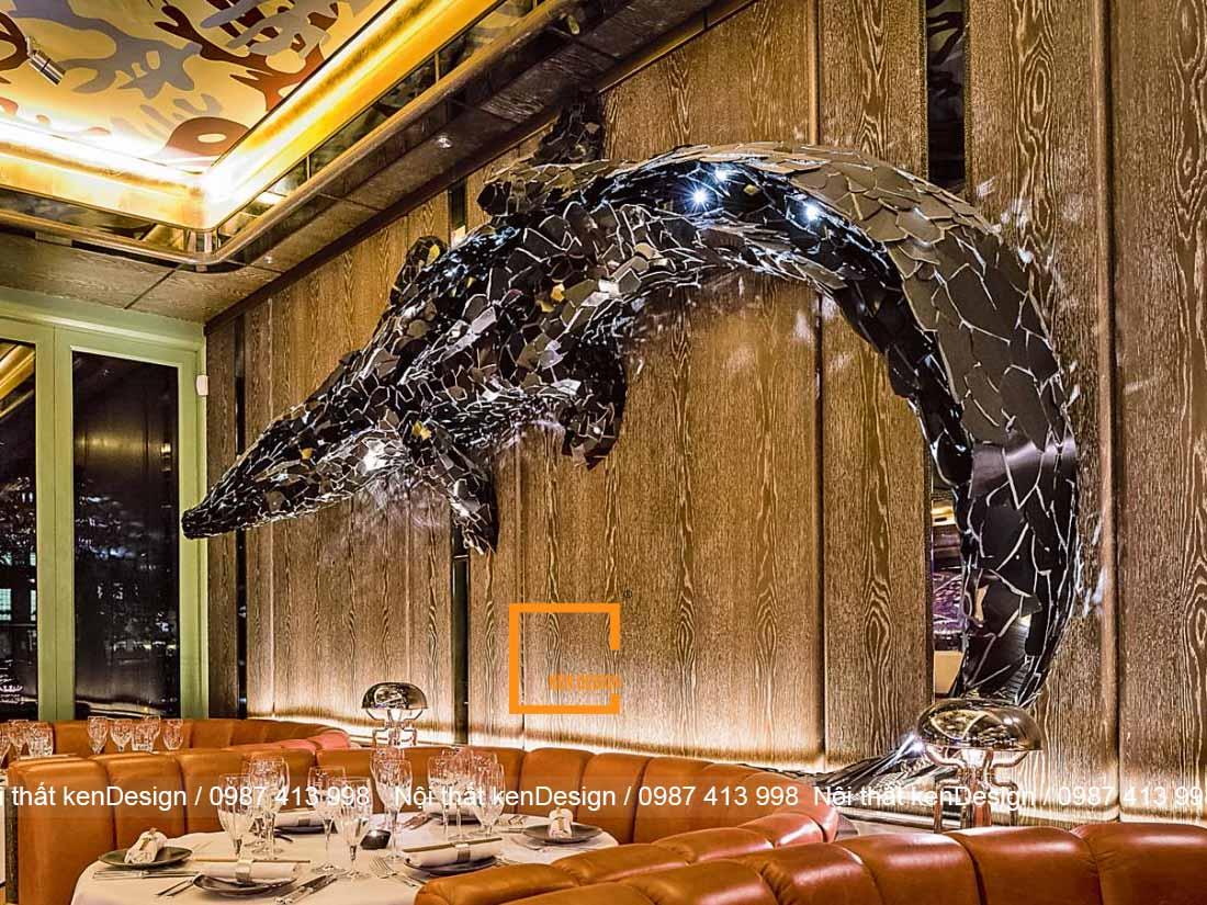 tu van thiet ke nha hang hai san voi khong gian hop ly 3 - Tư vấn thiết kế nhà hàng hải sản với không gian hợp lý