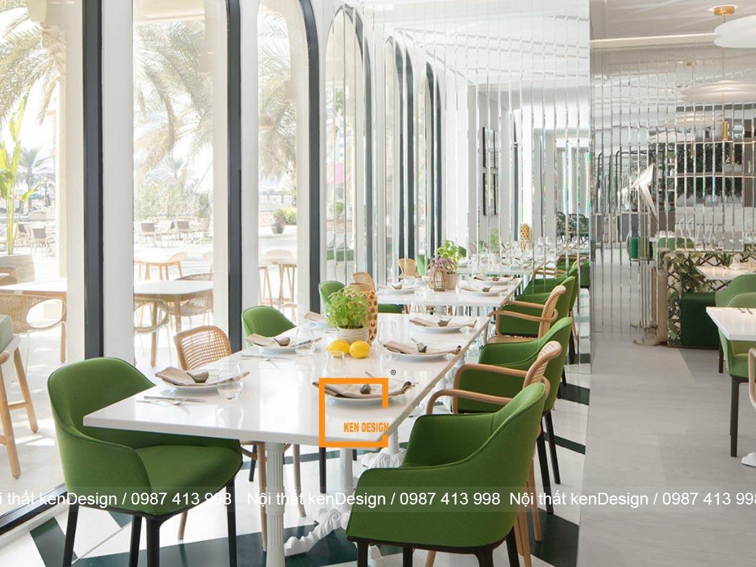 vai tro cua cong ty thiet ke nha hang chuyen nghiep 2 - Vai trò của công ty thiết kế nhà hàng chuyên nghiệp