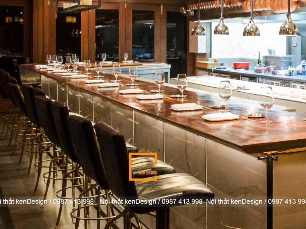 3 bi kip thiet ke noi that nha hang dep va doc 1 1067x800 - 3 bí kíp thiết kế nội thất nhà hàng đẹp và độc