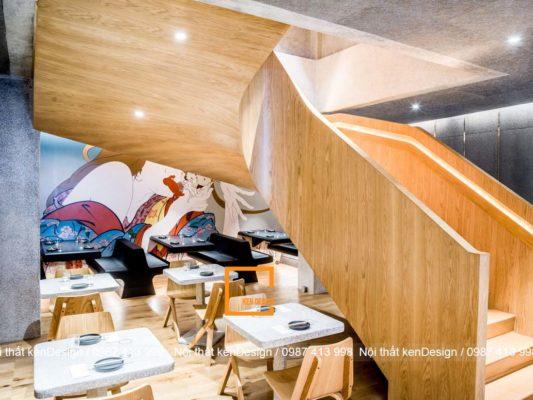 3 yeu to giup thiet ke chuoi nha hang noi bat hon 4 533x400 - 3 yếu tố giúp thiết kế chuỗi nhà hàng nổi bật hơn