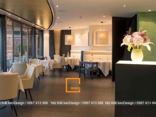 cach thiet ke nha hang hai mat tien cho viec kinh doanh on dinh 3 533x400 - Cách thiết kế nhà hàng hai mặt tiền cho việc kinh doanh ổn định