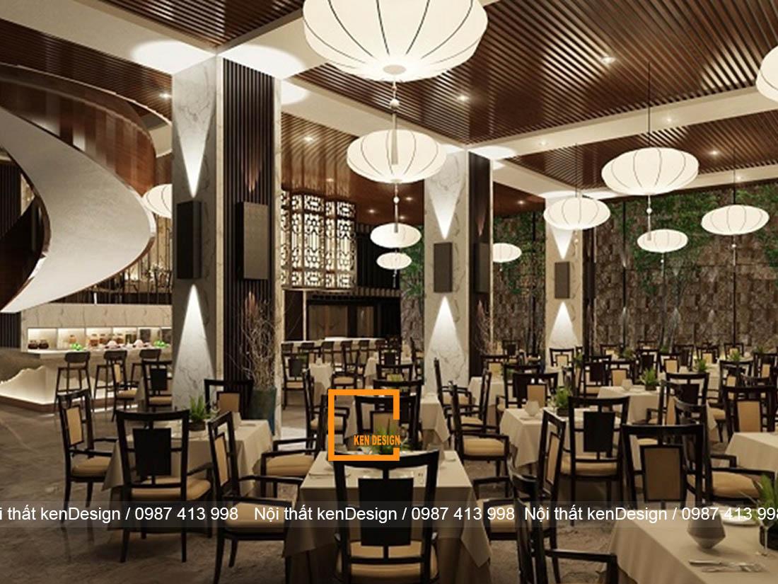 cach thiet ke nha hang trung hoa cao cap 3 - Cách thiết kế nhà hàng Trung Hoa cao cấp