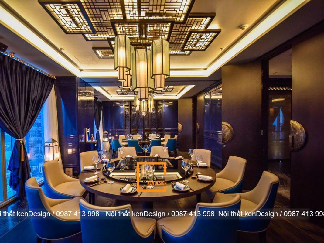 cach thiet ke nha hang trung hoa cao cap 4 1067x800 - Cách thiết kế nhà hàng Trung Hoa cao cấp