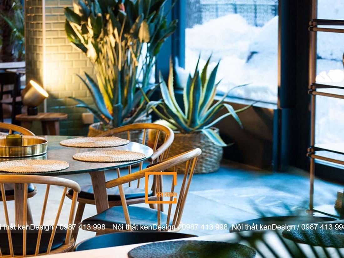 cach trang tri thiet ke nha hang phong cach nhiet doi dep nhat 3 - Cách trang trí thiết kế nhà hàng phong cách nhiệt đới đẹp