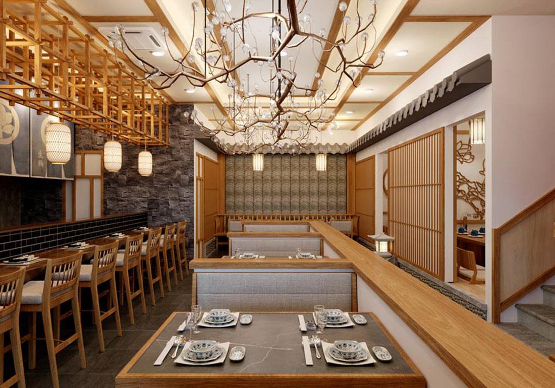 cong ty thiet ke nha hang dep sang nam 2019 1 - Công ty thiết kế nhà hàng đẹp năm 2019