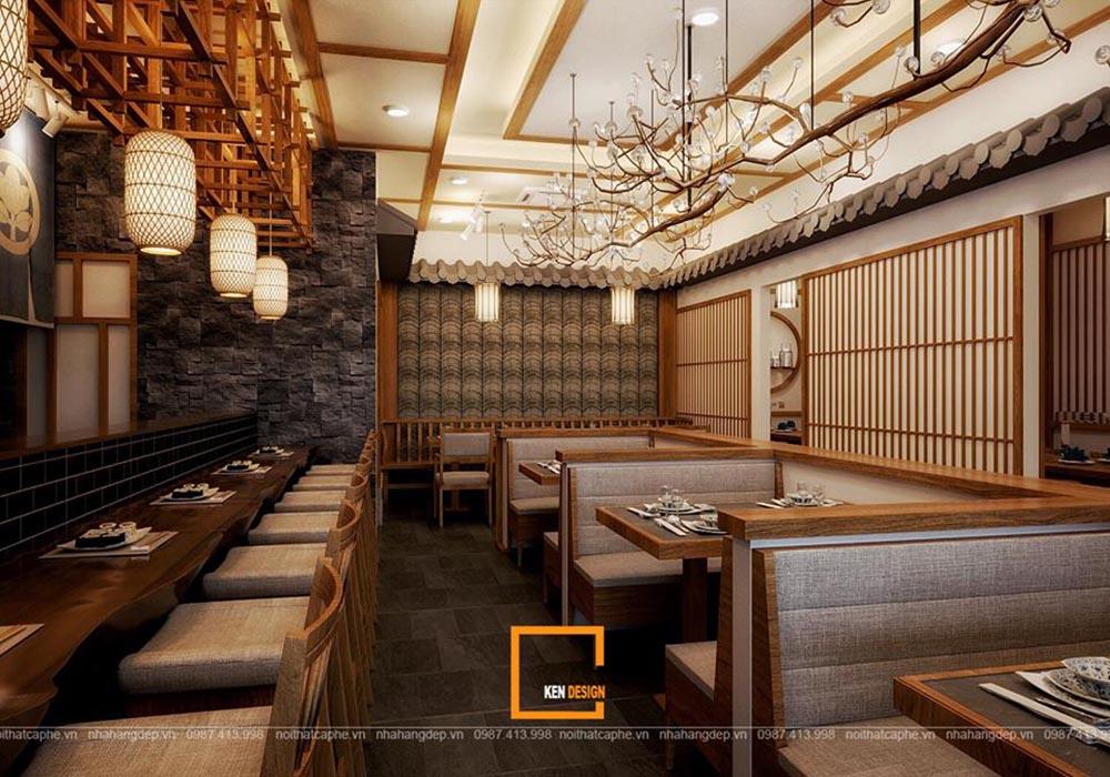cong ty thiet ke nha hang dep sang nam 2019 4 - Công ty thiết kế nhà hàng đẹp năm 2019