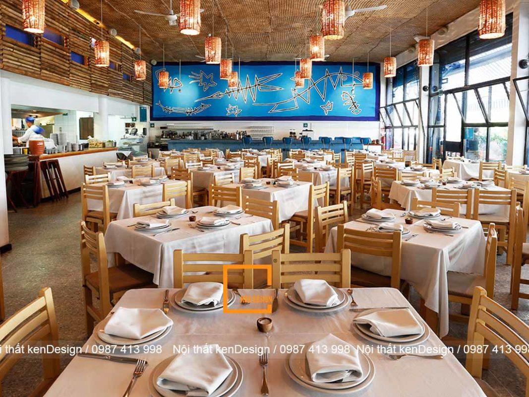 giai phap thiet ke nha hang hai san day cuon hut ban nen biet 4 1067x800 - Giải pháp thiết kế nhà hàng hải sản đầy cuồn hút bạn nên biết