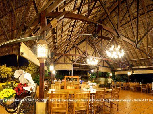 huong dan thi cong nha hang bang tre tiet kiem nhat 3 533x400 - Hướng dẫn thi công nhà hàng bằng tre tiết kiệm nhất