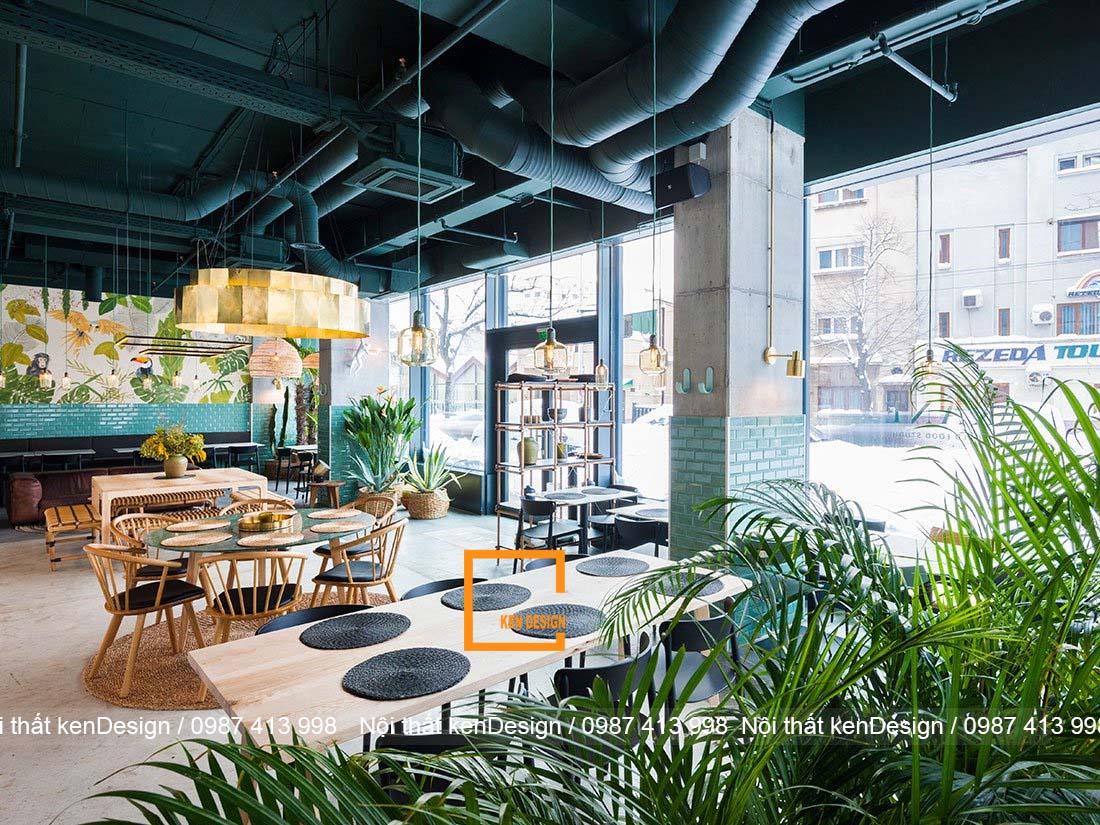 huong dan thiet ke nha hang tai ha noi chuan dep 3 - Hướng dẫn thiết kế nhà hàng tại Hà Nội chuẩn đẹp