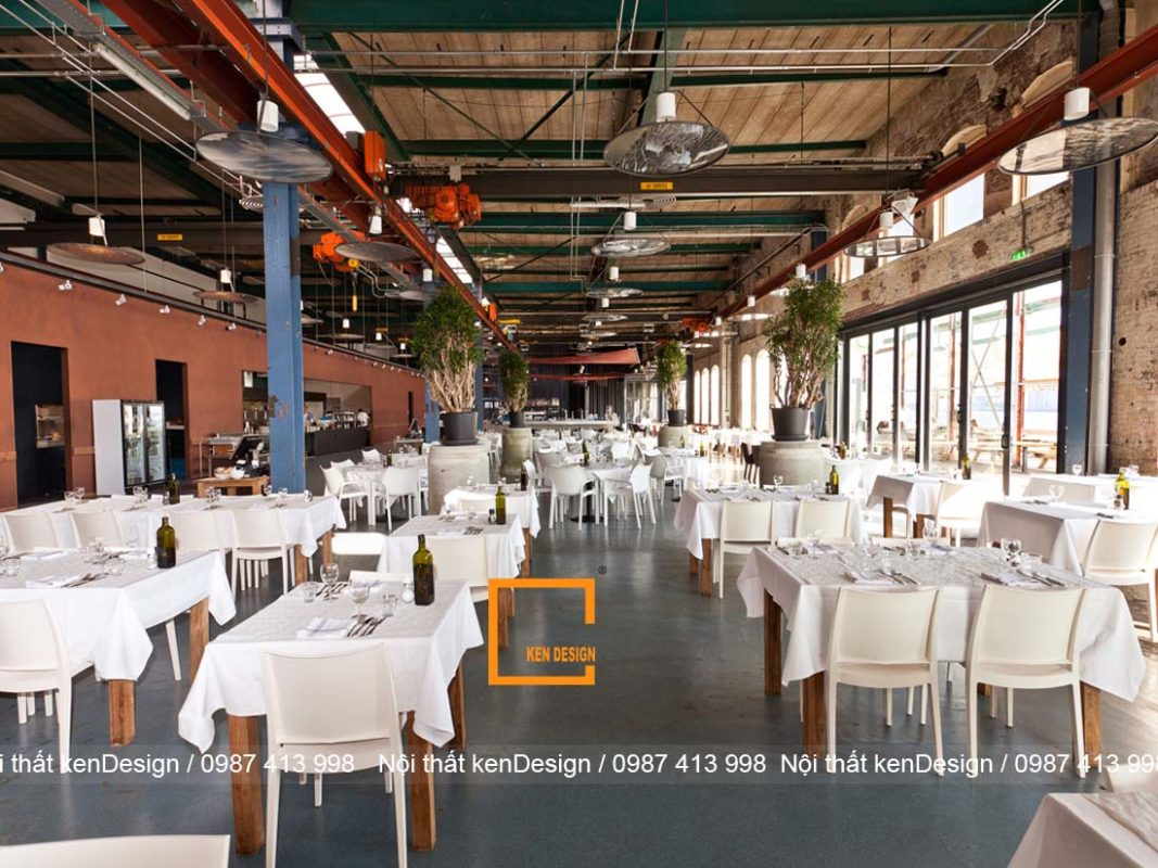 huong dan thiet ke nha hang tai ha noi chuan dep 4 1067x800 - Hướng dẫn thiết kế nhà hàng tại Hà Nội chuẩn đẹp